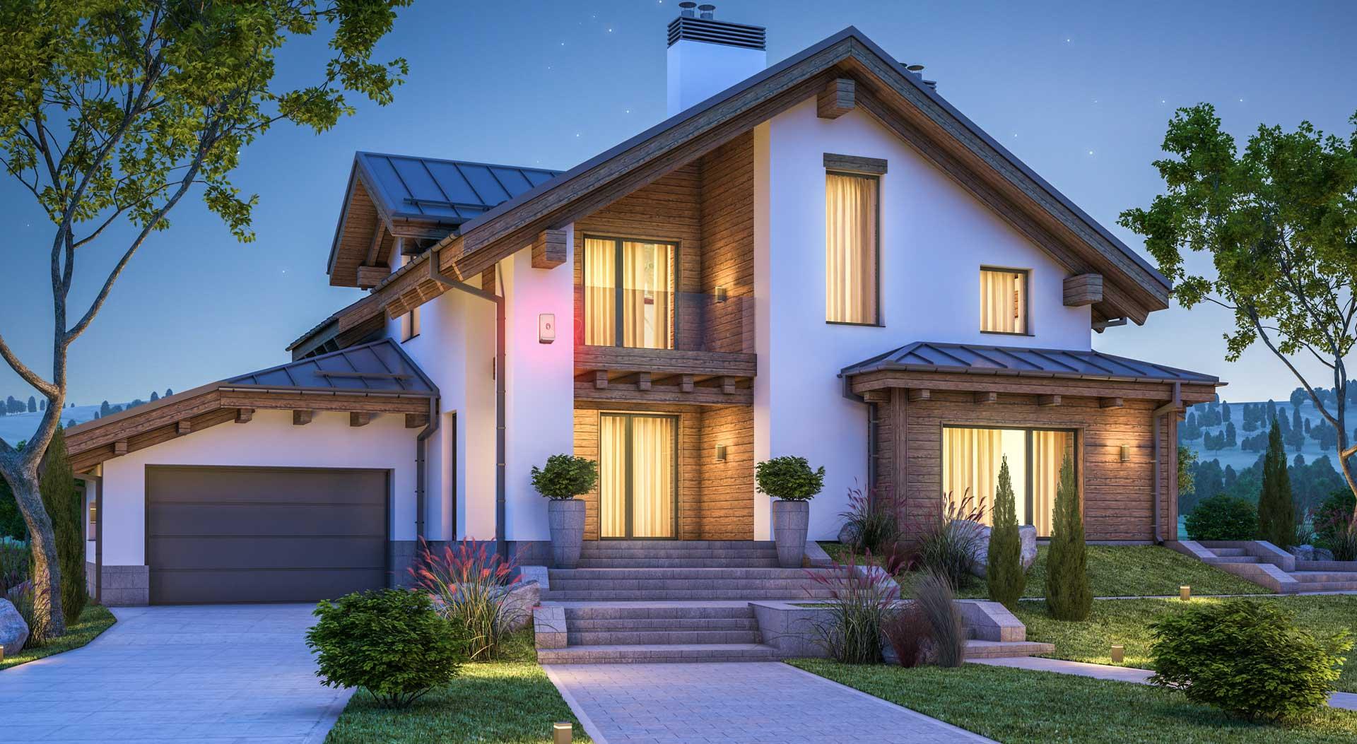 Schützt, was wichtig ist: Ihr Zuhause ist gut geschützt mit FR.ED
