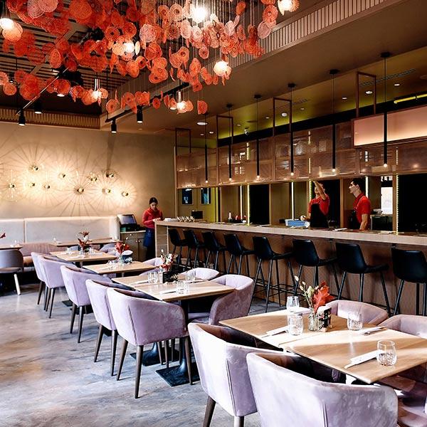 FRIDA Luftreiniger Restaurant